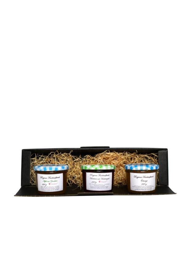 Wöltingerode Geschenkbox Marmeladen